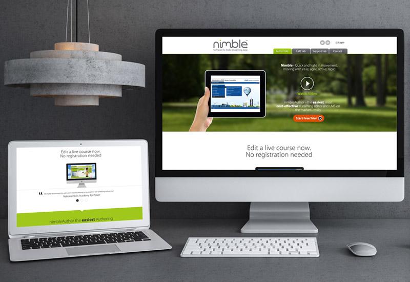 E-Learning User Interface Design