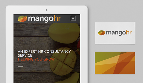 Mango HR Branding & Website