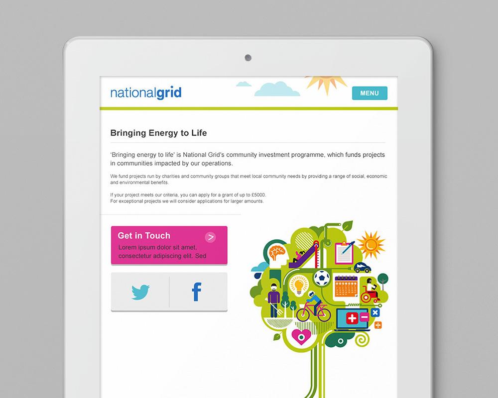 NG Responsive Designs